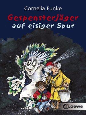 cover image of Gespensterjäger auf eisiger Spur