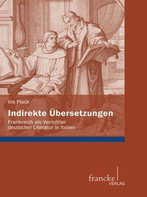 cover image of Indirekte Übersetzungen