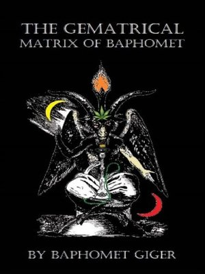 cover image of The Gematrical Matrix of Baphomet