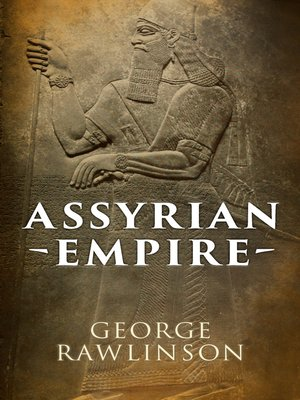 cover image of Assyrian Empire