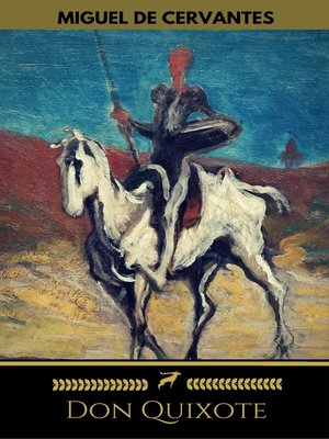 cover image of Don Quixote (Golden Deer Classics)