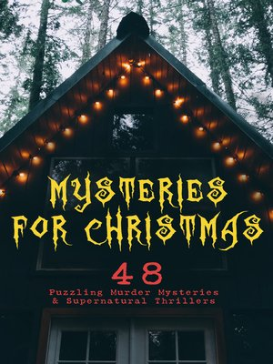 cover image of Mysteries for Christmas