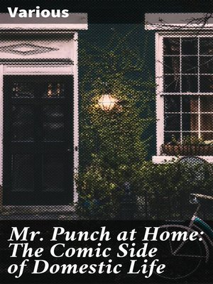 cover image of Mr. Punch at Home
