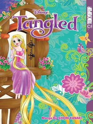 cover image of Disney Manga: Tangled