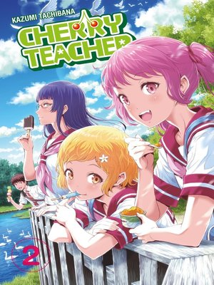 cover image of Cherry Teacher, Band 2