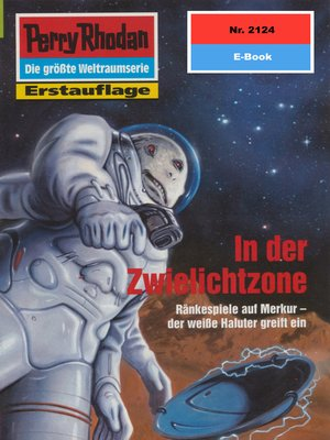 cover image of Perry Rhodan 2124