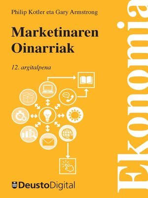cover image of Marketinaren Oinarriak