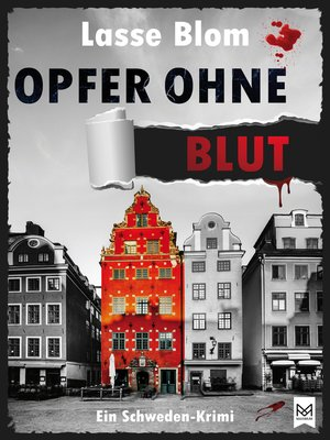 cover image of Opfer ohne Blut