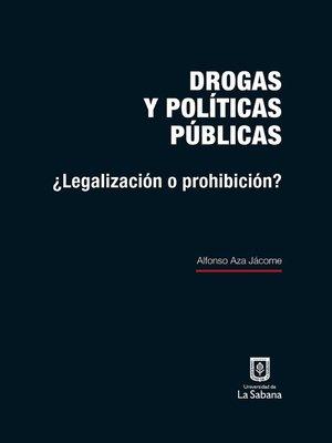 cover image of Drogas y políticas públicas