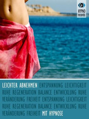 cover image of Leichter abnehmen mit Hypnose