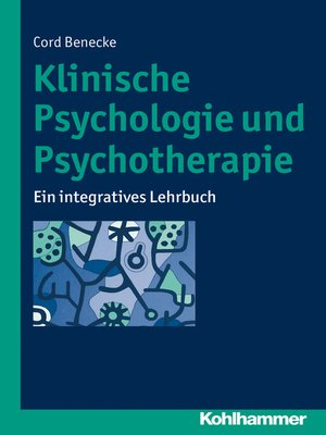 cover image of Klinische Psychologie und Psychotherapie