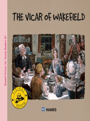 cover image of The Vicar of Wakefield