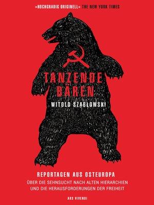 cover image of Tanzende Bären