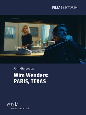 cover image of Wim Wenders