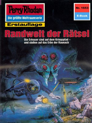 cover image of Perry Rhodan 1653
