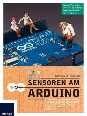 cover image of Sensoren am Arduino