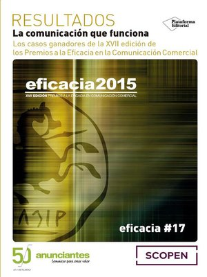 cover image of Eficacia 2015