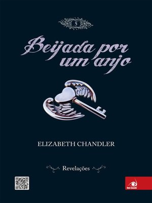 cover image of Beijada por um anjo 5--revelações