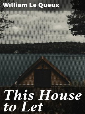 cover image of This House to Let