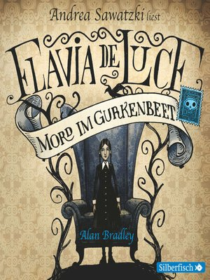 cover image of Flavia de Luce--Mord im Gurkenbeet