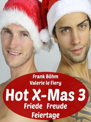 cover image of Hot X-Mas 3