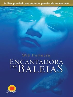 cover image of Encantadora de baleias
