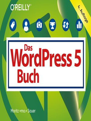 cover image of Das WordPress-5-Buch