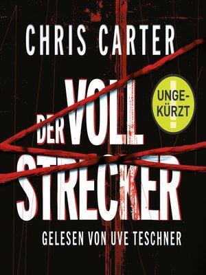 cover image of Der Vollstrecker