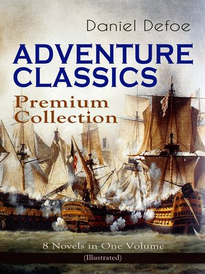 cover image of Adventure Classics--Premium Collection