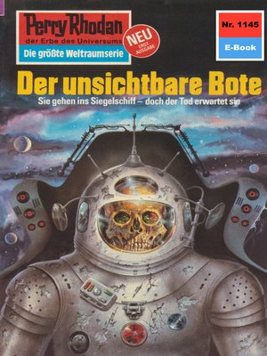 cover image of Perry Rhodan 1145