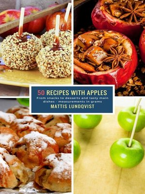 cover image of 50 Recipes with Apples
