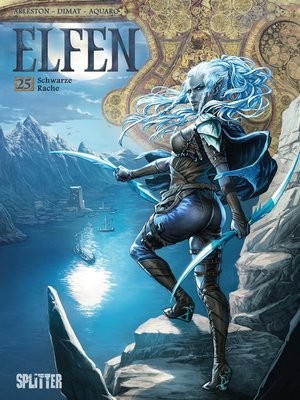 cover image of Elfen. Band 25
