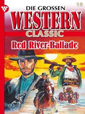 cover image of Die großen Western Classic 18