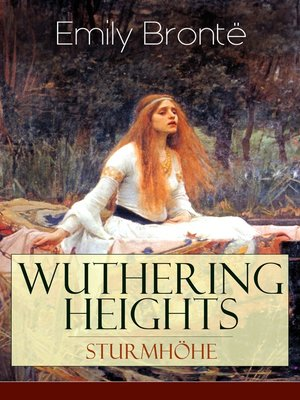 cover image of Wuthering Heights--Sturmhöhe
