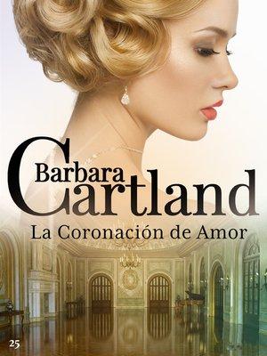 cover image of Una Coronación de Amor