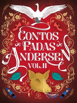 cover image of Contos de Fadas de Andersen Volume II
