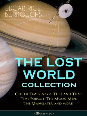 cover image of The Lost World Collection