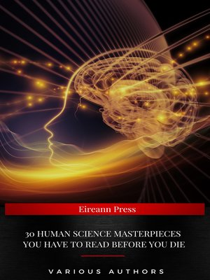 cover image of 30 Human Science Masterpieces You Must Read Before You Die