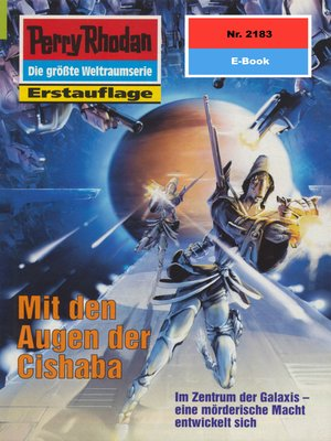 cover image of Perry Rhodan 2183