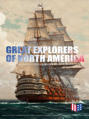 cover image of The Great Explorers of North America