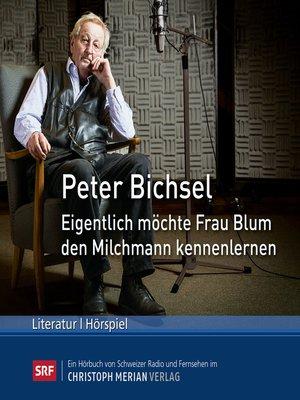 Eigentlich möchte Frau Blum den Milchmann kennenlernen Buch