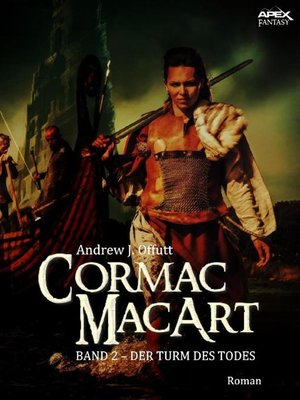 cover image of CORMAC MACART, Band 2