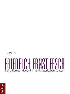 cover image of Friedrich Ernst Fesca