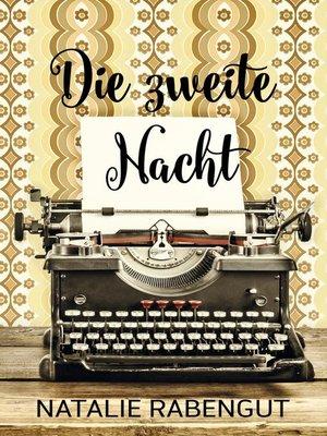 cover image of Die zweite Nacht