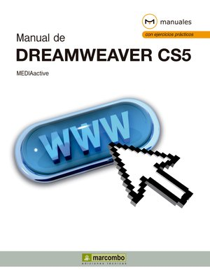 cover image of Manual de Dreamweaver CS5