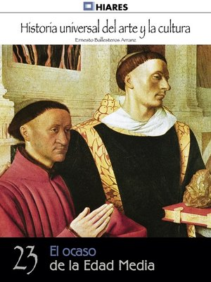cover image of El ocaso de la Edad Media