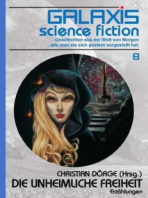 cover image of GALAXIS SCIENCE FICTION, Band 8