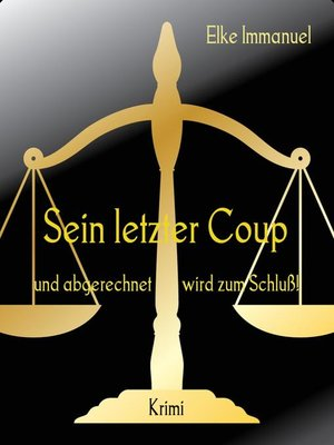cover image of Sein letzter Coup