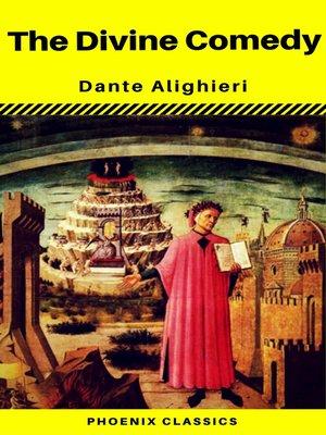 cover image of The Divine Comedy (Phoenix CLassics)