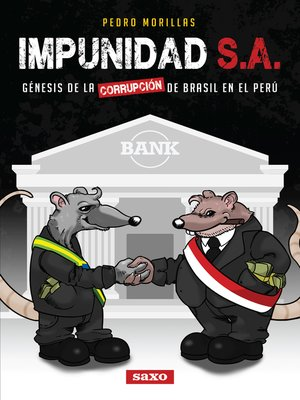 cover image of Impunidad S.A.
